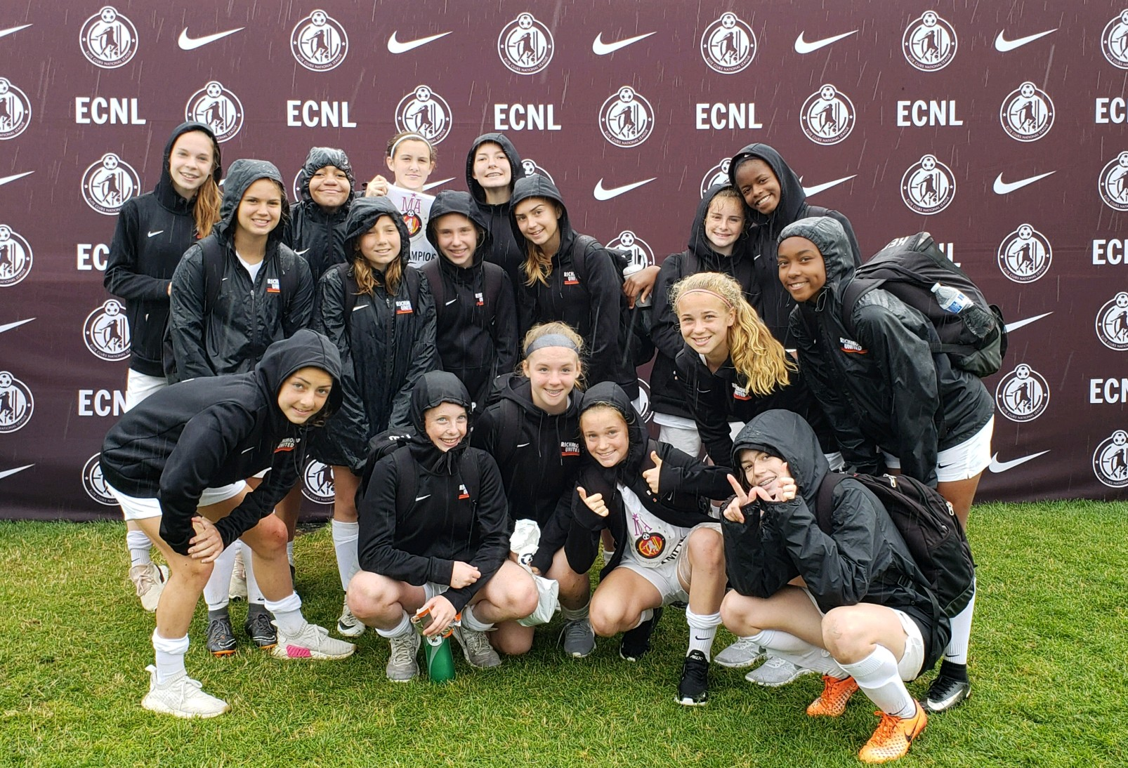 Richmond United ECNL | 2018-2019 Rosters