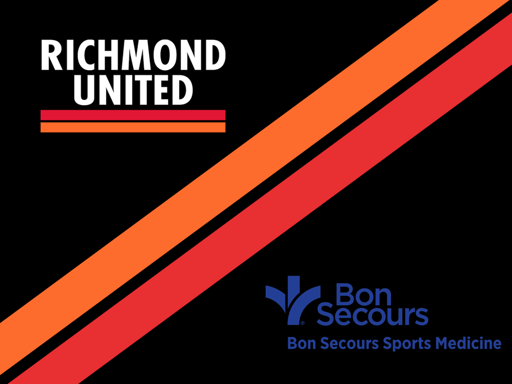 Richmond United and Bons Secours Partnership